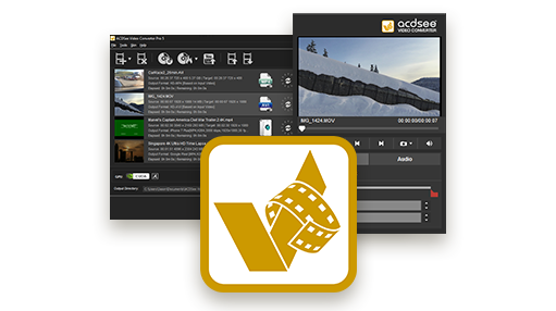 ACDSee Video Converter Pro 5
